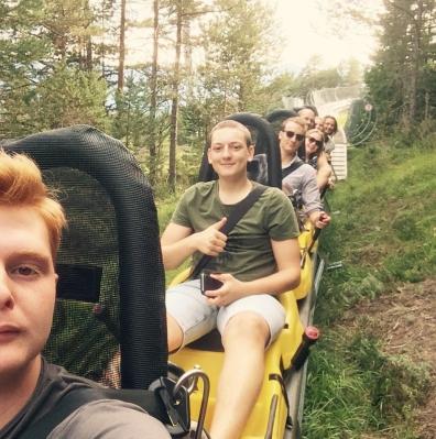 2016.09.19 Jugendausflug Alpinecoaster Imst