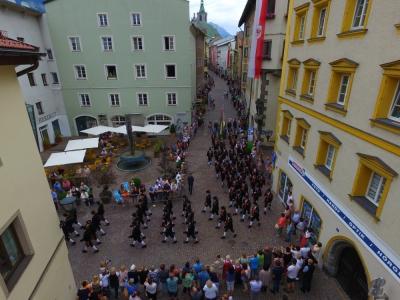 2017.07.09 350 Jahre Stadtmusik Schwaz (Sonntag)