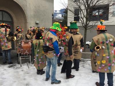 2018.01.28 Jubiläumsumzug 40 Jahre Brauchtumsgruppe Schwaz