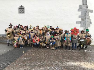 2018.01.28 Jubiläumsumzug 40 Jahre Brauchtumsgruppe Schwaz_9