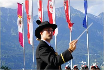 2018.06.16 Zapfenstreich zum Batallions Schützenfest in Innsbruck_11