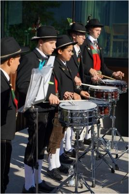 2018.06.16 Zapfenstreich zum Batallions Schützenfest in Innsbruck_12