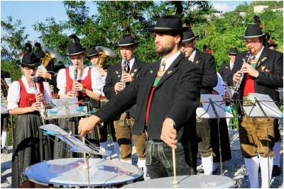2018.06.16 Zapfenstreich zum Batallions Schützenfest in Innsbruck_14