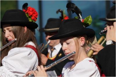 2018.06.16 Zapfenstreich zum Batallions Schützenfest in Innsbruck_1