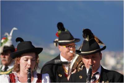 2018.06.16 Zapfenstreich zum Batallions Schützenfest in Innsbruck_3