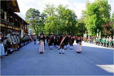 2018.06.16 Zapfenstreich zum Batallions Schützenfest in Innsbruck_4