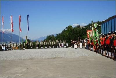 2018.06.16 Zapfenstreich zum Batallions Schützenfest in Innsbruck_5