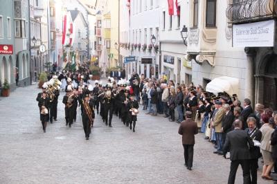 2018.09.29 Bischofsbesuch in Schwaz